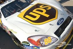 Dale Jarrett's #88 UPS Ford