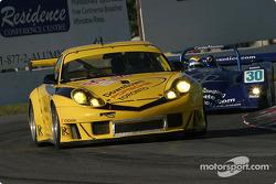 #60 PK Sport Porsche 911 GT3 RS: Peter Boss,  Hugh Plumb