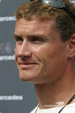 Ex_Formula One driver David Coulthard