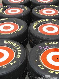 Les pneus Target