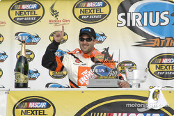 Tony Stewart was number one today
