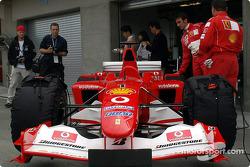 2003 Ferrari 2003-GA F1