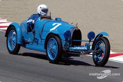 n°2 1926 Bugatti T-37, Don Stephan