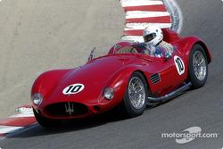 #10 1954 Maserati A6GCS, Tom Mittler