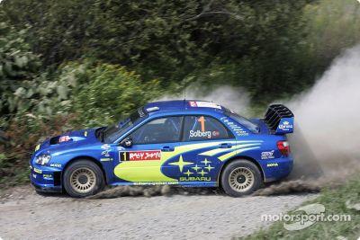 Rally Japón
