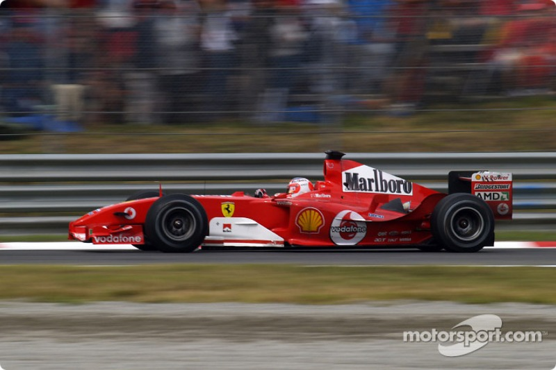 2004: Rubens Barrichello (Ferrari F2004)
