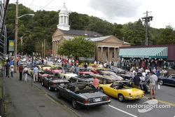 Glenora Rally at Montour Falls