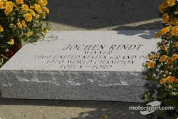 Jochen Rindt a été ajouté au Drivers Walk of Fame