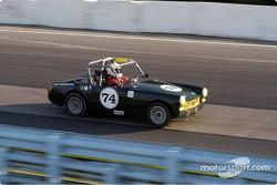 1971 MG Midget of Richard Rzepkowski