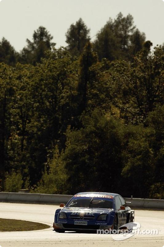 Marcel Fässler, OPC Team Phoenix, Opel Vectra GTS V8 2004