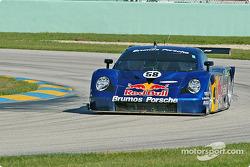 #58 Brumos Racing Porsche Fabcar: David Donohue, Darren Law
