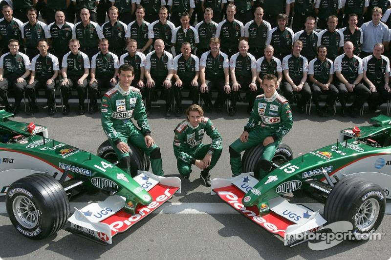 2004: Jaguar, bis