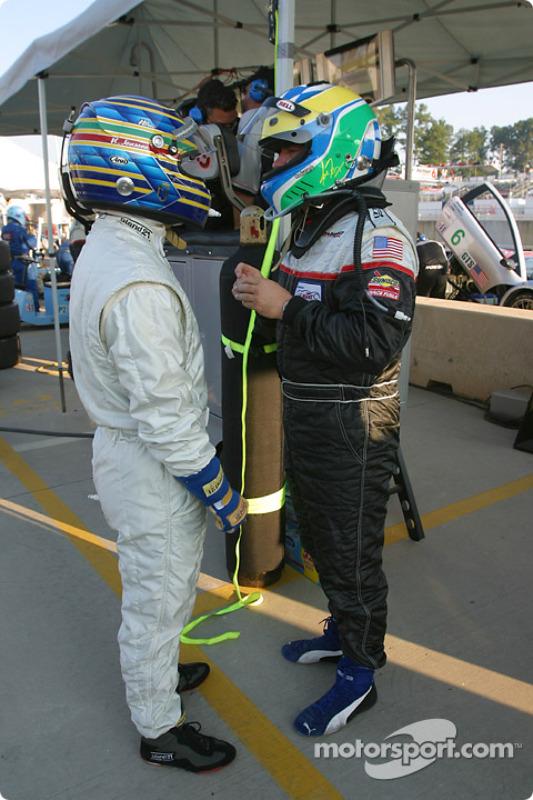 Nic Jonsson et Peter Kox