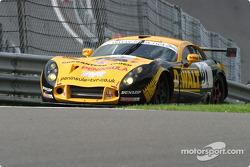 #91 Race Sports Salisbury TVR Tuscan 400R: John Hartshorne, Graeme Mundy, Richard Stanton