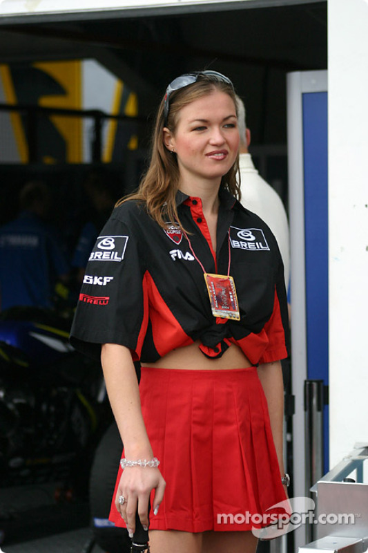 Miss Ducati Breil