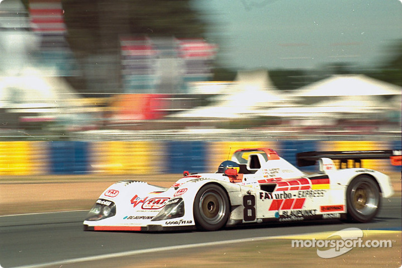 1996: TWR Porsche WSC 95