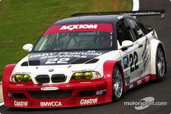 #22 Prototype Technology Group BMW M3: Joey Hand, Boris Said