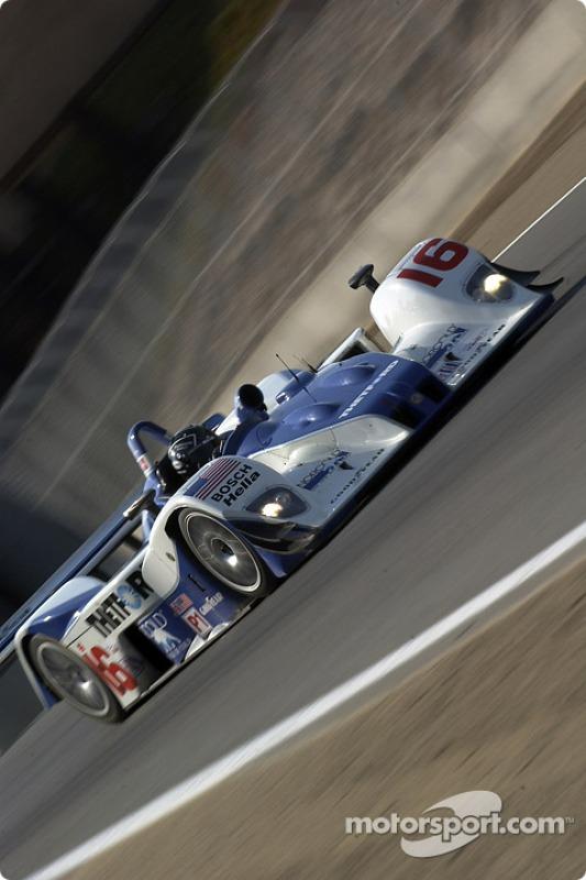 La Lola n°16 Dyson Racing