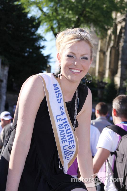 Miss 24 Heurs du Mans
