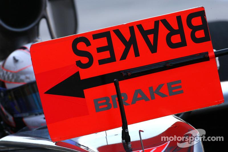 Christian Klien, testrijder, BMW Sauber F1 Team