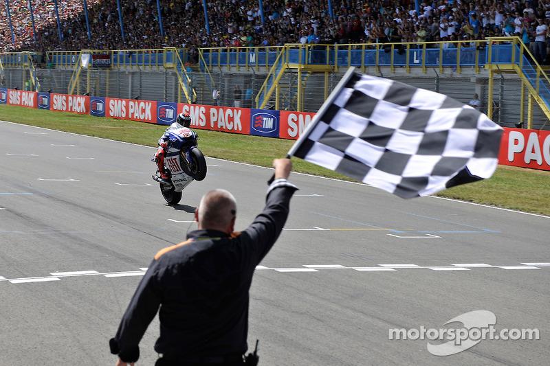 2010 : Хорхе Лоренсо (Fiat Yamaha Team)