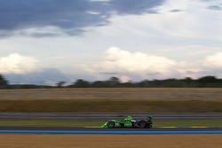 #26 Highcroft Racing HPD ARX.01: David Brabham, Marino Franchitti, Marco Werner