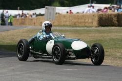 1958 Lotus Climax 12: Peter Golding