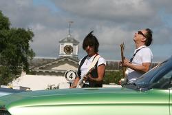 Jeff Beck, Jimmie Vaughan