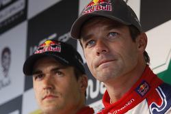 Sébastien Loeb en Daniel Sordo