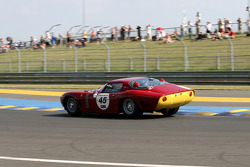 #45 Bizzarrini 5300 GT 1965: David Hart