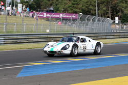 #53 Porsche 904 GTS 1964: Christian Coll Englund,Carlos Beltran Andreu