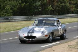 #5 Jaguar E Type 1962: Robert Farrell, Robert Gate
