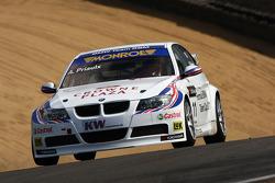 Andy Priaulx, BMW Team RBM, BMW 320si