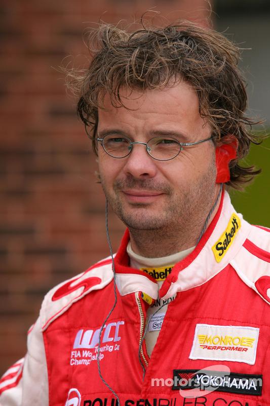 Kristian Poulsen, Poulsen Motorsport, BMW 320si
