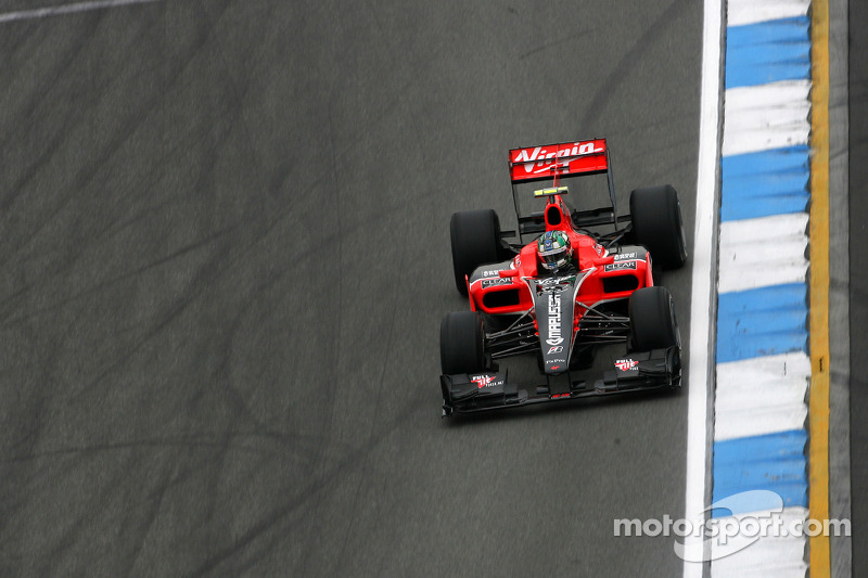 Lucas di Grassi, Virgin Racing