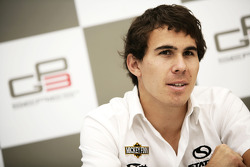 Robert Wickens in the press conference