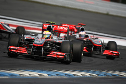 Льюіс Хемілтон і Дженсон Баттон, McLaren Mercedes