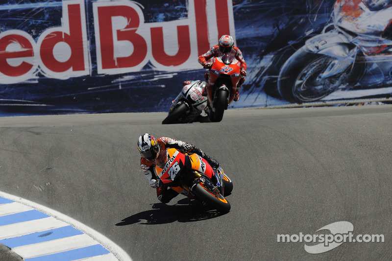 2010: другий титул віце-чемпіона MotoGP