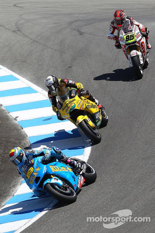 Alvaro Bautista, Rizla Suzuki MotoGP, Hector Barbera, Paginas Amarillas Aspar, Roger Lee Hayden, LCR