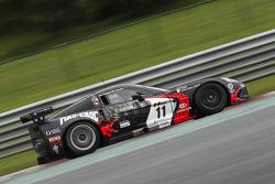 #11 Mad-Croc Racing Corvette Z06: Xavier Maassen, Jos Menten