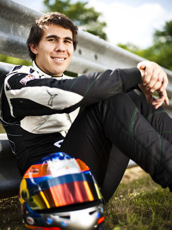 Robert Wickens winner of race 9 at Hockenheim