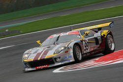 #99 Marc VDS Racing Ford GT GT3: Bas Leinders, Maxime Martin, Marc Duez