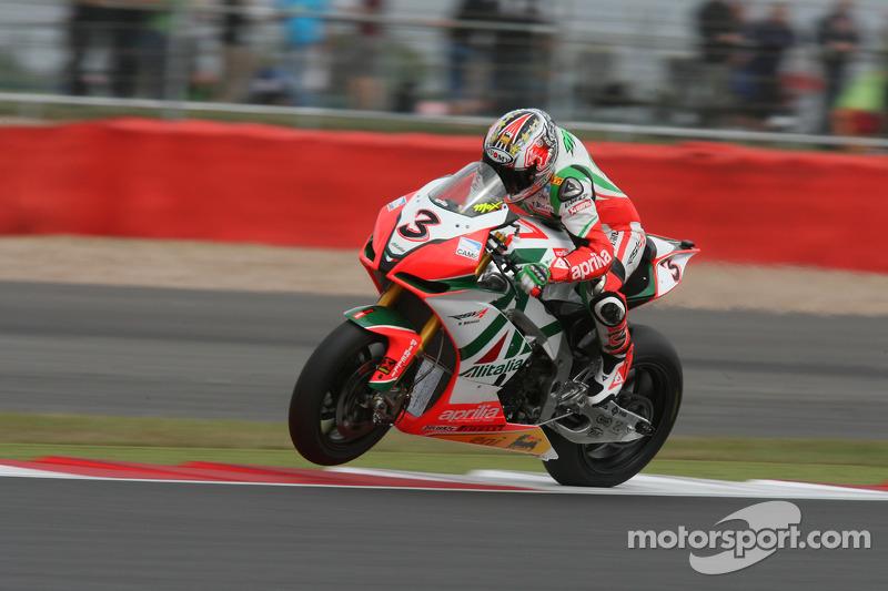 Max Biaggi (Superbike-Weltmeister 2010 und 2012)
