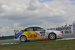 Darryl O'Young bamboo-engineering Chevrolet Lacetti