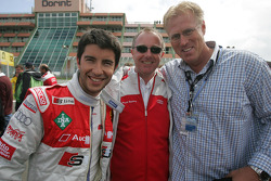 Mike Rockenfeller, Audi Sport Team Phoenix Audi A4 DTM with Norbert Heisterkamp