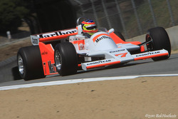 Zak Brown, 1979 McLaren M28