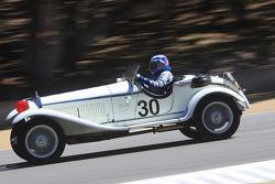 Scott McClenahan, 1930 Alfa Romeo GC-1750 GS