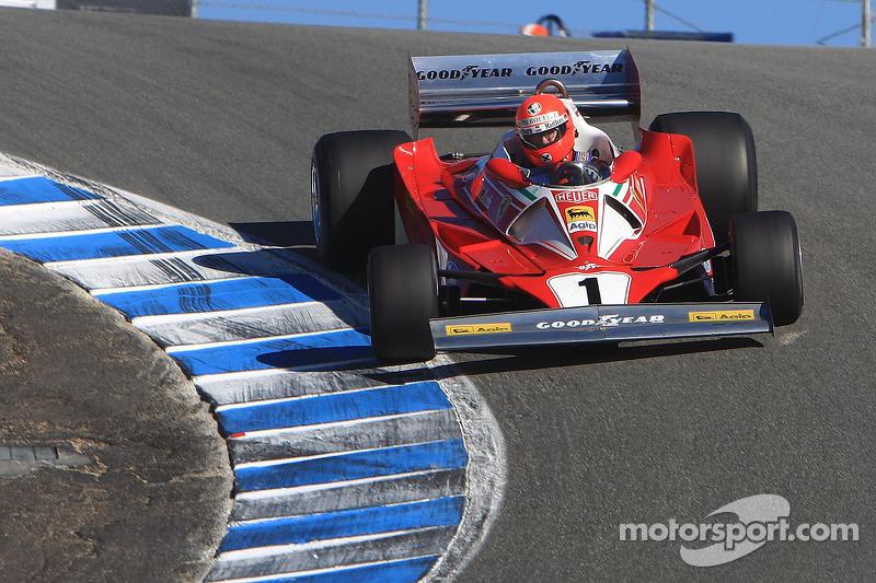 Chris MacAllister, 1976 Ferrari 312 T2