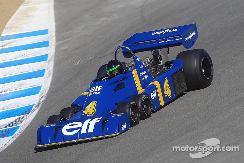 Elf и Tyrrell