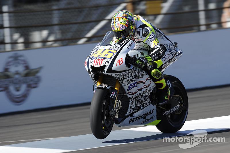 2010 - Fiat Yamaha (MotoGP Indianapolis & Amerika Serikat)